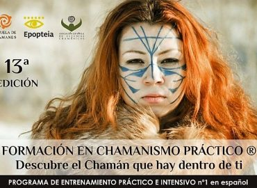 ESCUELA DE CHAMANES – Formación en Chamanismo Práctico Contemporáneo®