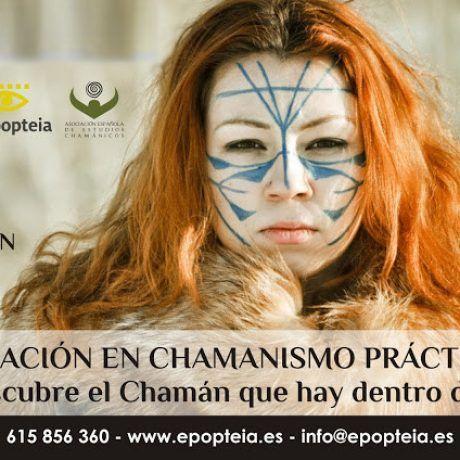Curso – Formación en Chamanismo Práctico Contemporáneo®