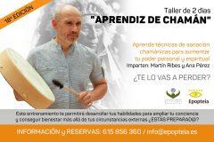 "Taller Chamanismo: ""EL APRENDIZ DE CHAMÁN"""