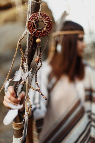 rituales chamánicos para crear realidades