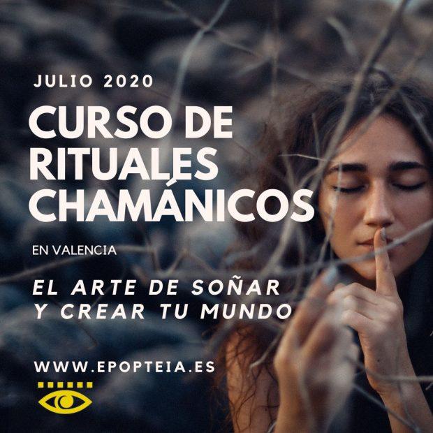 Curso de «RITUALES CHAMÁNICOS»
