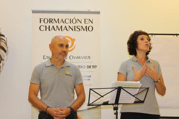 Martin Ribes y Ana Pérez Creadores de Epopteia